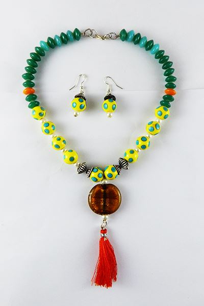 Picture of Gemstone Necklace